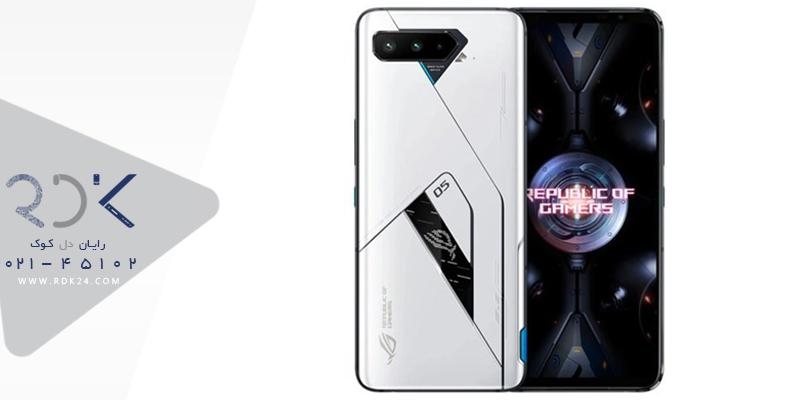 موبایل ایسوس مدل ROG Phone 5 Pro
